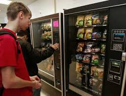 Affordable Care Act Vending Machines Adorable Vending Machines Will Soon Sport Calorie Info Thanks To Obamacare