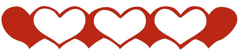 Image result for free clip art hearts
