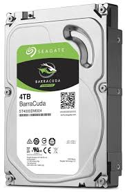 <b>Жесткий диск Seagate</b> Barracuda 4 TB ST4000DM004 — купить по ...