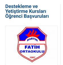 Bartın Fatih İlk ve Ortaokulu в Twitter: