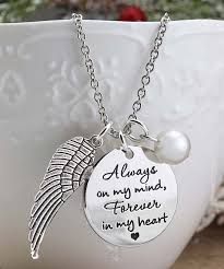 love this product silvertone forever in my heart pendant necklace