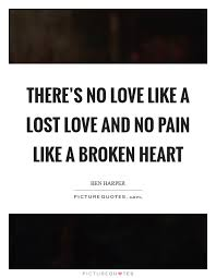 Love And Lost Quotes Simple No Love Lost Quotes Sayings No Love Lost Picture Quotes
