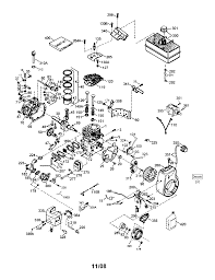 Tecumseh model LH318SA-156553G engine genuine parts