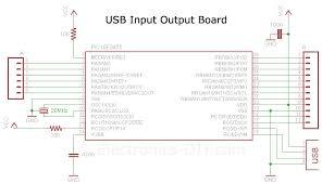 i o schematic ireleast info usb io board pic18f2455 pic18f2550 wiring schematic