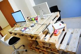office desk europalets endsdiy. Describe Your Office Space To Us The Is Set In A Fashionable 30\u2032s Desk Europalets Endsdiy S