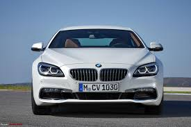 BMW Convertible bmw m6 coupe price in india : BMW launches 6 Series Gran Coupe facelift at Rs. 1.15 crore - Team-BHP