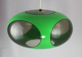 Green Ufo Lamp By Luigi Colani 1970s Bei Pamono Kaufen