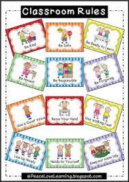 Preschool Class Rules Chart 71 Best Classroom Rules Images Classroom Rules Classroom