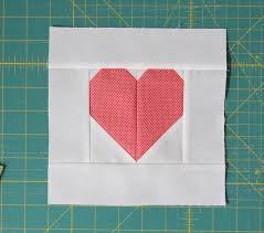"""Simple Heart Quilt 