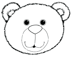 Bear Cave Coloring Page Sleeping In Of S Pages Bea Preschool Image