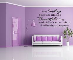 Marilyn Monroe Living Room Decor Wall Decor Quotes By Marilyn Monroe Home Design Living Room