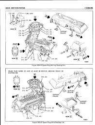 spark plug wiring diagram sbc wiring diagrams spark plug wiring diagram 1985 corvette
