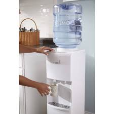 Hot And Cold Water Cooler Dispenser Primo Top Loading Hot Cold Water Dispenser White Walmartcom