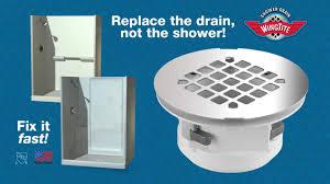 wingtite fix leaking shower drain