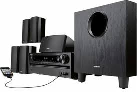 sound system with subwoofer. home theater system sound with subwoofer