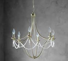 viola crystal chandelier