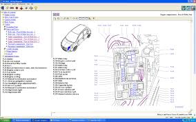 opel corsa c fuse box opel wiring diagrams