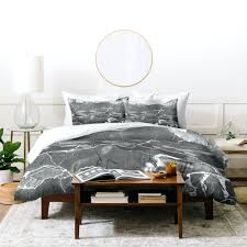 gray duvet cover flannel queen solid twin california king
