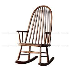 wooden rocking chair. Beautiful Rocking Moore Wooden Rocking Chair And