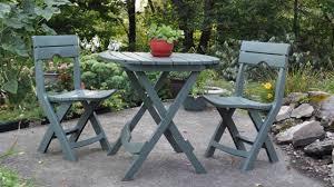quik fold side table improved design