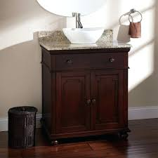 Interesting 24 Bathroom Vanity With Vessel Sink  Combo Attractive For Your Single Inch  In Vanity Combo24