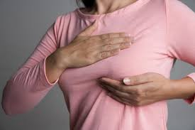 Light Skin Breast Breast Cancer Anatomy And Early Warning Signs