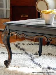 black and gold furniture. number fiftythree classic black u0026 gold coffee table general finishes lamp and furniture