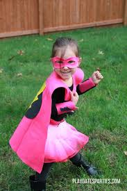 learn how to make all the diffe components for this adorable diy superhero costume in one