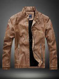 leather jackets for men moto jackets leather er jackets milanoo com