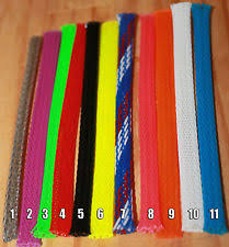 wire sleeve premium braided expandable flex sleeve wiring harness loom flexable wire cover