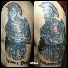 спартанец татуировки в орске Rustattooru