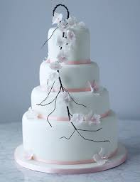 Chic Types Of Wedding Cakes 4 Tiers Wedding Cake Sizes And Types