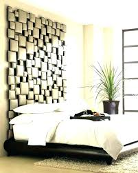 Contemporary Bedroom Wall Art
