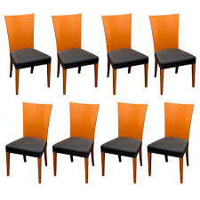 calligaris dining chair. Set Of Eight Calligaris Dining Chairs Chair