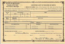 Great Real Birth Certificate Template Images Example Resume