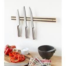 Kitchen Knife Storage Fox Run Craftsmen Magnetic Knife Storage Reviews Wayfair