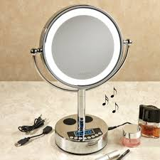 lighted magnifying mirror lighted wall mounted magnifying mirror best lighted magnifying makeup mirror