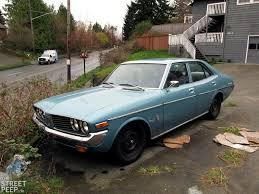 THE STREET PEEP: 1973 Toyota Corona Mark II Sedan