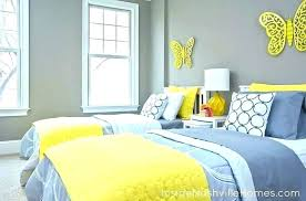 blue yellow and grey bedroom yellow grey bedroom yellow gray bedroom decorating ideas yellow and gray