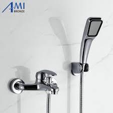 bathtub faucet with shower diverter bathroom faucets with diverter bath tub mixer tap faucet with hand