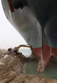 เรือขนส่งขนาดยักษ์ Ever Given ใหญ่กว่าไททานิค สูงกว่าหอไอเฟล : PPTVHD36