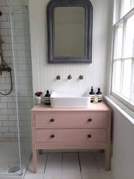 Makeover - Turning a chest of drawers into a bathroom sink unit ...