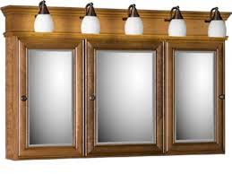 Wood Medicine Cabinet With Mirror Best Bathroom Medicine Cabinets With Lights Ideas Modern Bathroom