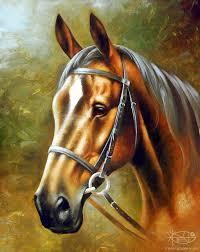 brahinsсkiy arthur head of red horse
