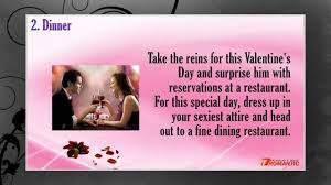 romantic valentines day ideas for him romantic ideas for valentines day for him you