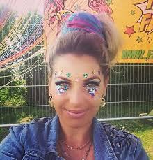 promo glitter bar biodegradable glitter face painting kent