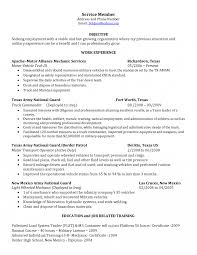 Mechanic Resume Trailer Mechanic Resume Example Templates Sample Samples Velvet 22