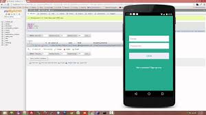 Android Login and Registration with PHP, MySQL and SQLite V2 (Demo ...
