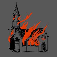 """Résultat de recherche d'images pour """"eglise flammes dessin"""""""