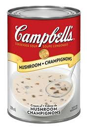 campbell s cream of mushroom soup. Exellent Campbell CAMPBELLu0027S Condensed Cream Of Mushroom Soup Intended Campbell S Of M